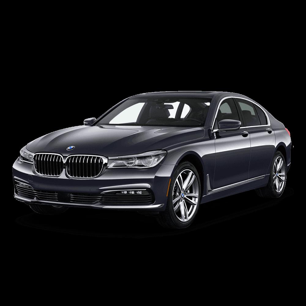 Выкуп утилизированных BMW 7-Series