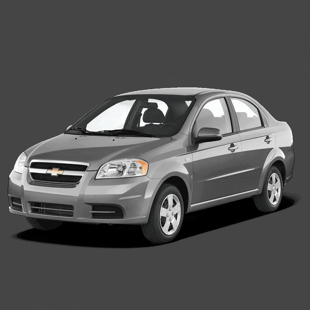 Выкуп аварийного Chevrolet Aveo