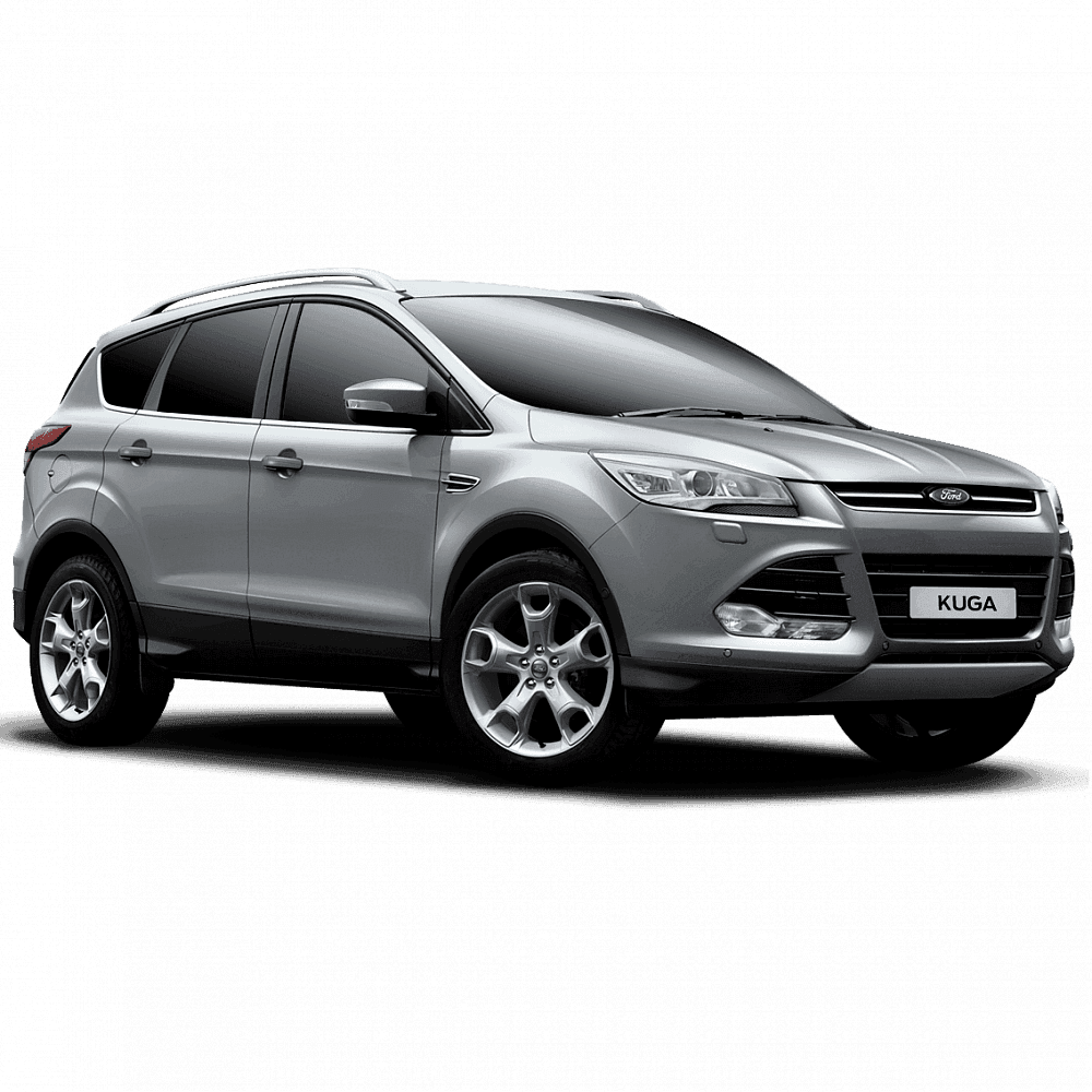 Выкуп аварийного Ford Kuga
