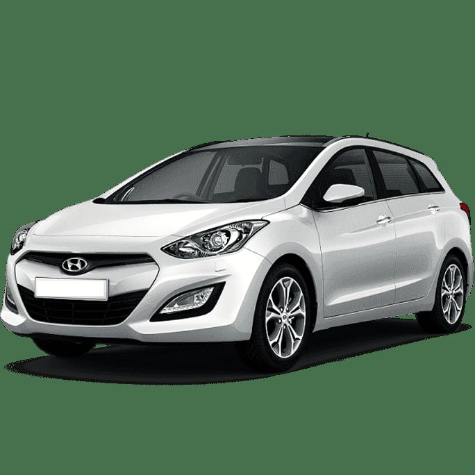 Выкуп аварийного Hyundai I-30