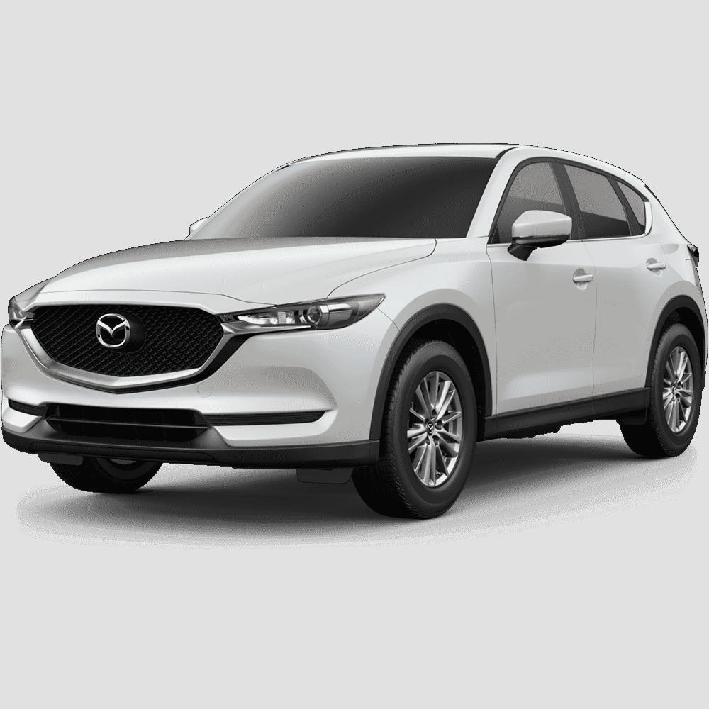 Выкуп аварийного Mazda CX-5