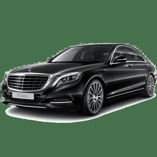 Выкуп аварийного Mercedes S-klasse