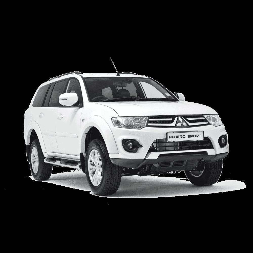 Выкуп аварийного Mitsubishi Pajero Sport