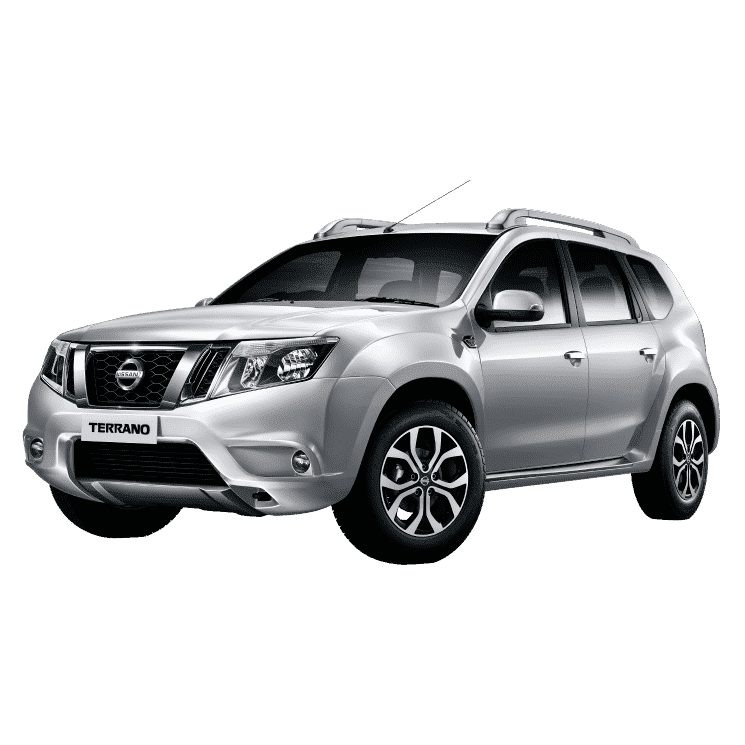 Выкуп аварийного Nissan Terrano