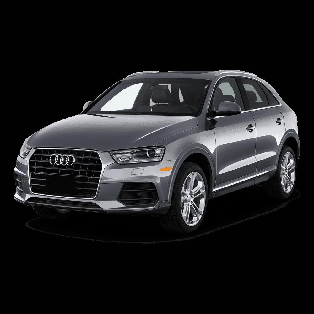 Выкуп утилизированных Audi Q3