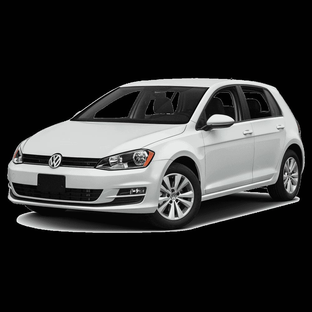 Выкуп аварийного Volkswagen Golf