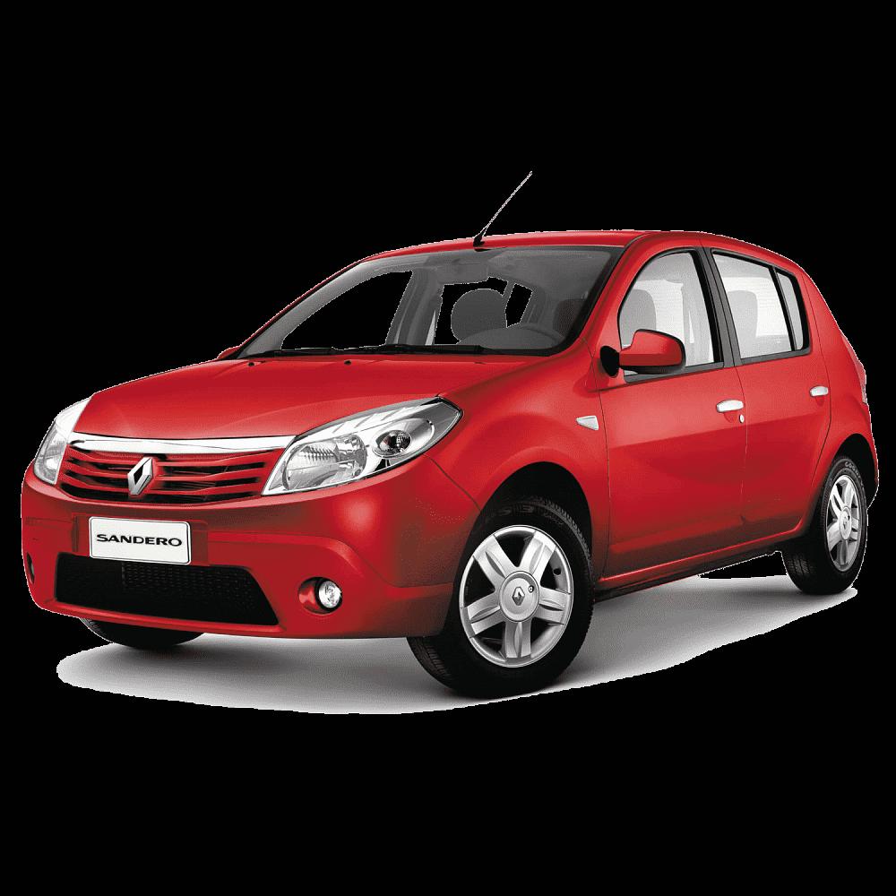 Выкуп аварийного Renault Sandero