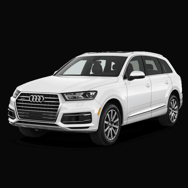 Выкуп аварийного Audi Q7