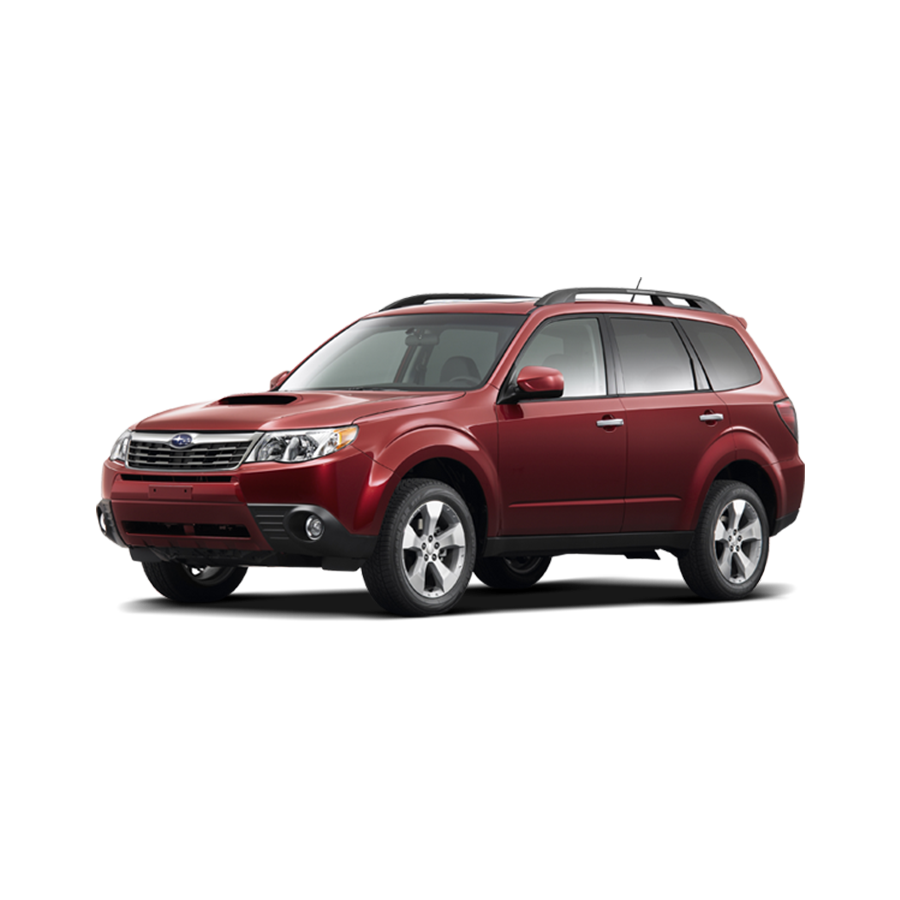 Выкуп аварийного Subaru Forester