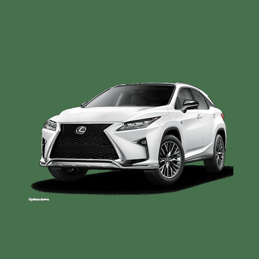Выкуп аварийного Lexus RX