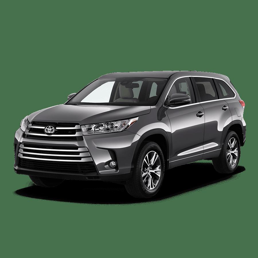 Выкуп аварийного Toyota Highlander