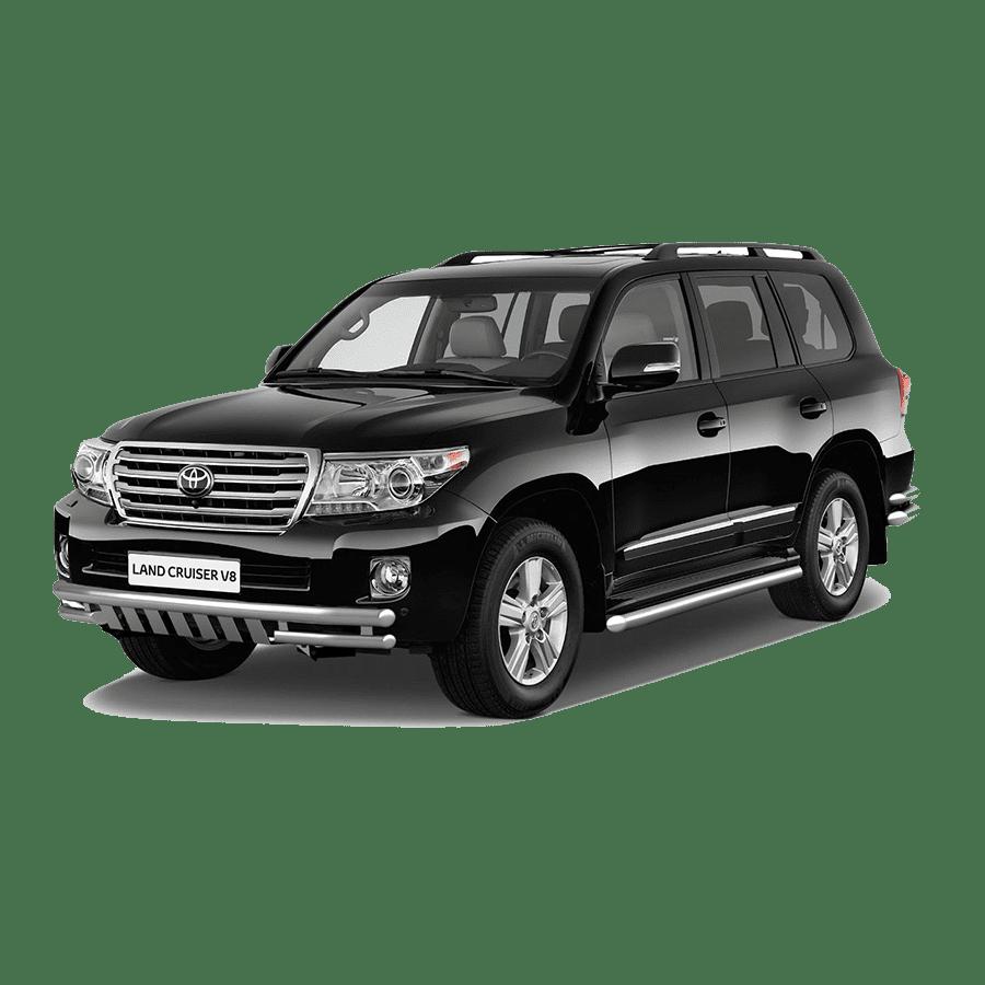 Выкуп аварийного Toyota Land Cruiser